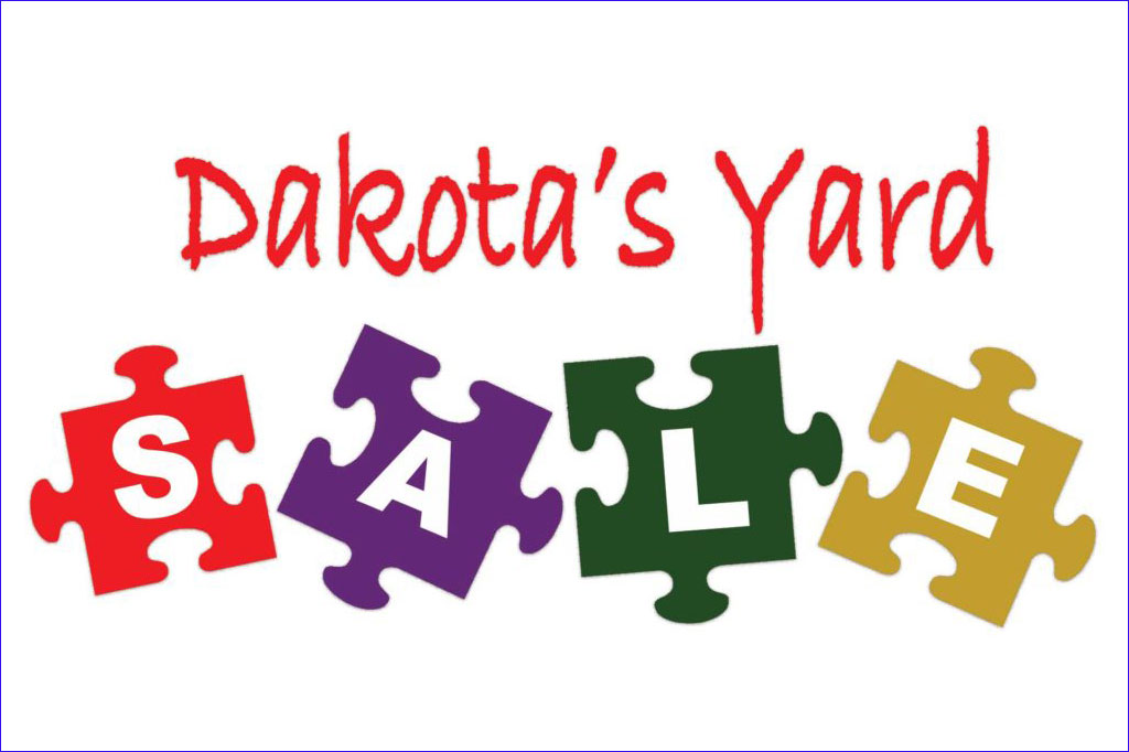 Dakotas Yard Sale Event Logo - Zanesville, Ohio