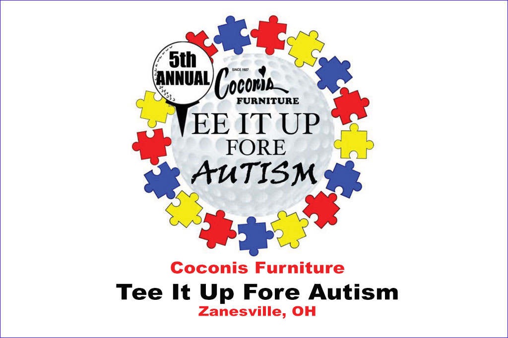 Tee It Up for Autism Logo