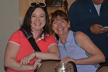 Volunteers at Tee it up Fore Autism Zanesville, Ohio